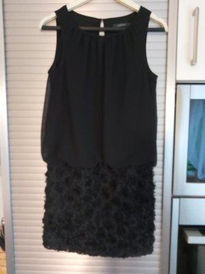Minikleid, Sommerkleid, schwarz, Gr.34, ESPRIT