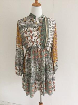 new collection Tunic Dress multicolored viscose