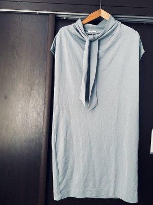 COS Mini-jurk lichtblauw