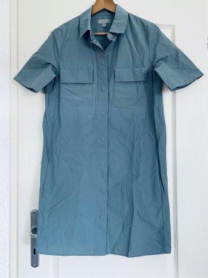 COS Mini-jurk cadet blauw-petrol