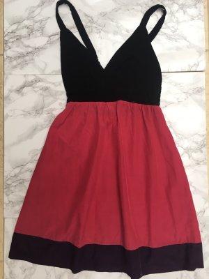 Minikleid von Guess S Pink Schwarz Sommer