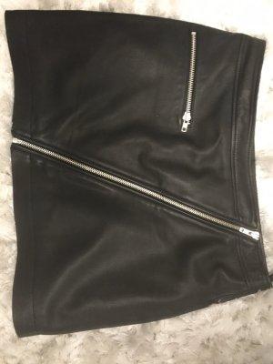 Custommade Miniskirt black