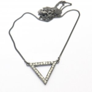 Accessorize Ketting zilver