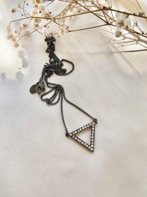 Accessorize Collar color plata