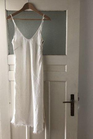 Minimalistisches, sehr schönes Kleid. Made in Italy 100% Leinen