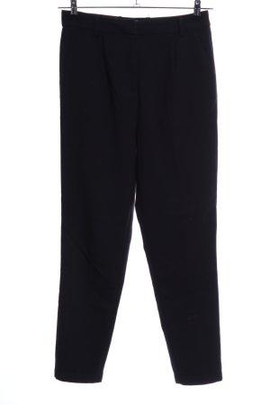 Minimum Anzughose schwarz Business-Look