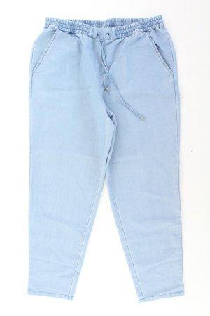 Minimum Baggy Jeans blue-neon blue-dark blue-azure lyocell