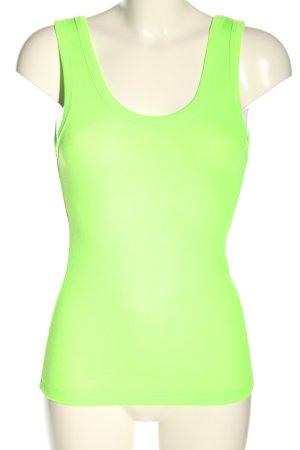 Minimum Basic topje groen casual uitstraling