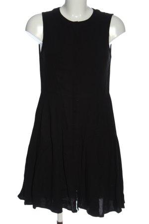 Minimum Robe chemisier noir style décontracté