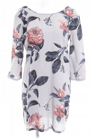 Minimum Blusenkleid Blumenmuster Elegant
