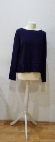 Minimum Bluzka z długim rękawem ciemnoniebieski