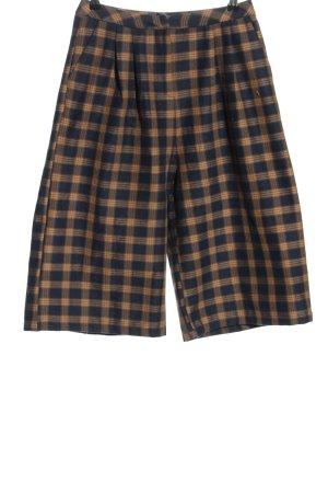 Minimum Pantalón de pinza naranja claro-azul look casual