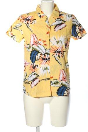 Minimum Hemd-Bluse Allover-Druck Casual-Look
