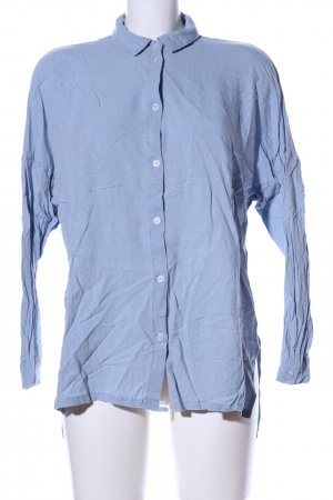 Minimum Hemd-Bluse blau Casual-Look