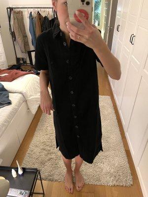 Minimum Robe en jean multicolore