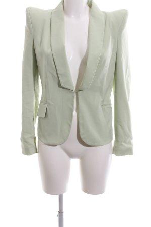 Minimum Jerseyblazer grün Business-Look