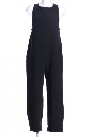 Minimum Jumpsuit schwarz Business-Look