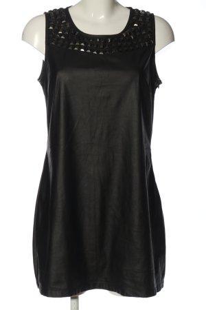 Minimum Robe en simili noir style décontracté
