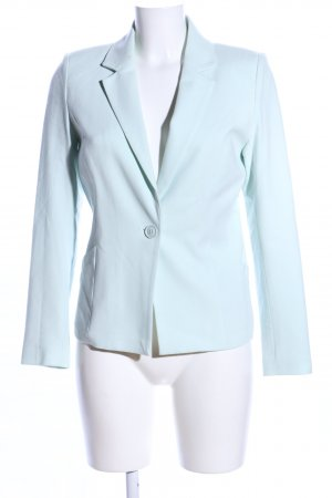 Minimum Kurz-Blazer blau Business-Look