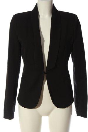 Minimum Blazer corto negro estilo «business»