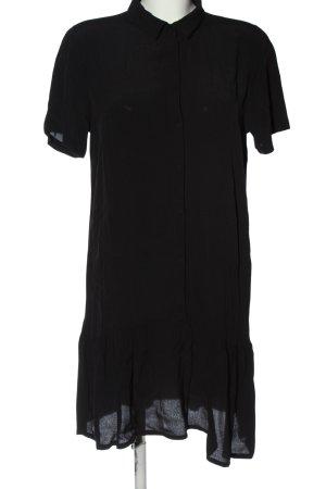 Minimum Vestido de manga corta negro estilo «business»
