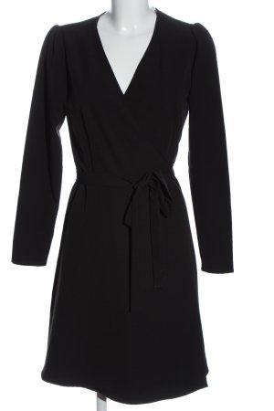 Minimum Robe à manches longues noir style d'affaires