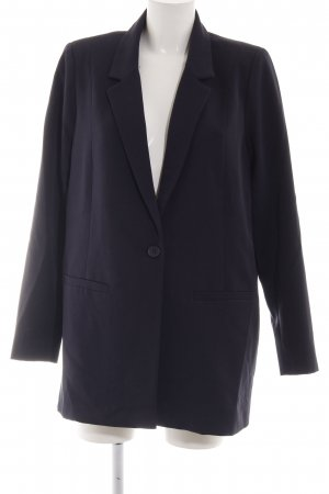 Minimum Long-Blazer blau Business-Look