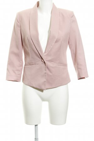 Minimum Long-Blazer rosa Elegant