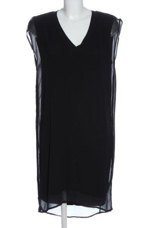 Minimum Robe courte noir élégant