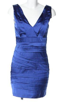 Minimum Minikleid blau Elegant