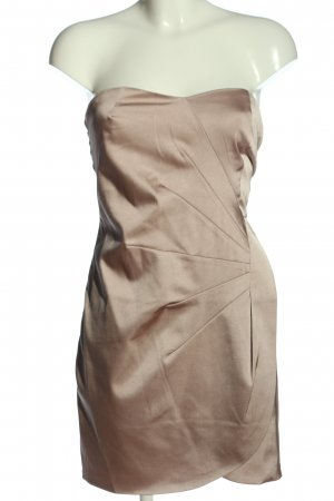 Minimum Minikleid wollweiß Elegant