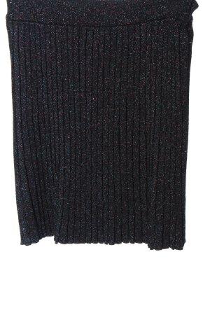 Minimum Minifalda negro moteado look casual