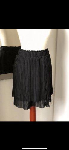 Minimum Mini rok zwart