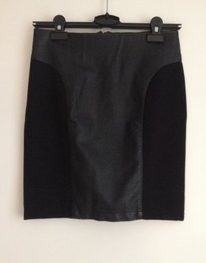 Minimum Mini-jupe noir