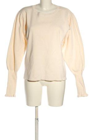 Minimum Oversized Pullover creme Casual-Look