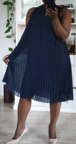 Minimum Vestido de Verano azul oscuro