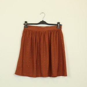 Minimum Minifalda naranja oscuro