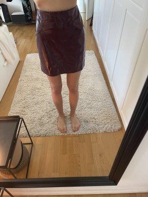 Minimum Jupe taille haute multicolore