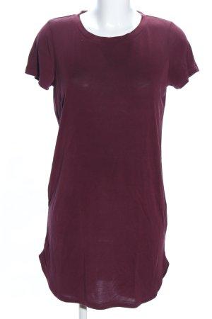 Minimum Shirtkleid rot Casual-Look