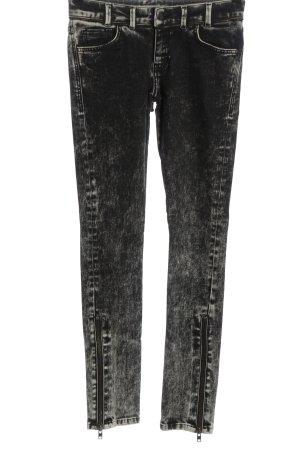 Minimum Jeans slim fit nero look pulito