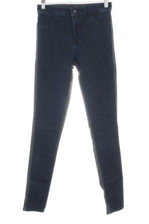 Minimum Slim Jeans dunkelblau-anthrazit Casual-Look