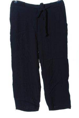 Minimum Stoffhose blau Casual-Look