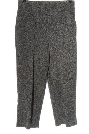 Minimum Spodnie materiałowe jasnoszary Melanżowy W stylu casual