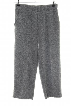 Minimum Spodnie materiałowe jasnoszary Melanżowy W stylu biznesowym