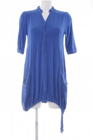Minimum Stretchkleid blau Casual-Look