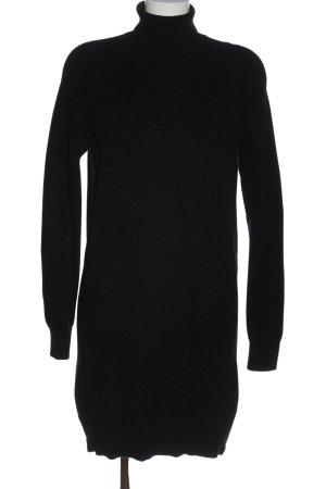 Minimum Robe en maille tricotées noir élégant