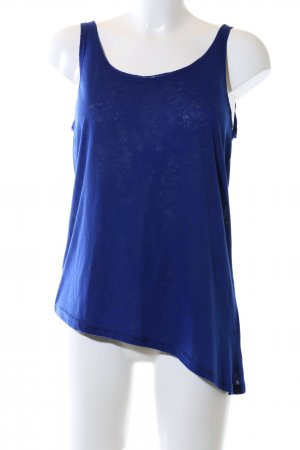 Minimum Tanktop blau Casual-Look