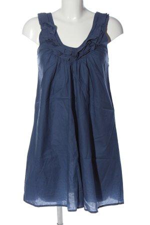 Minimum Trägerkleid blau Casual-Look