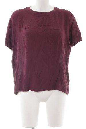 Minimum Transparenz-Bluse mehrfarbig klassischer Stil