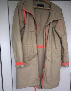 Minimum Trenchcoat / Mantel / Übergangsjacke / 38